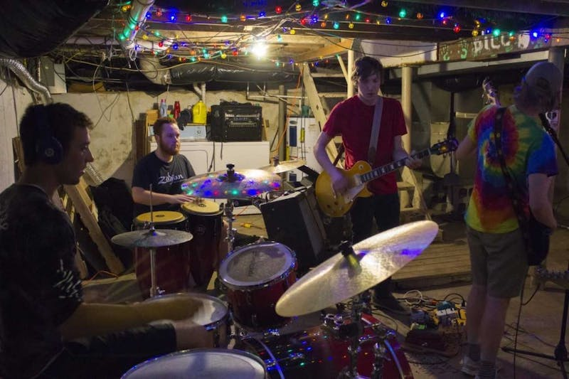 Porch Kat headlines at Be Here Now for Homecoming