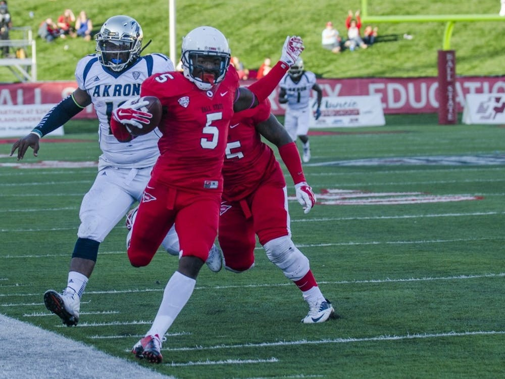 Former Ball State cornerback Eric Patterson signed an undrafted free agent deal with the New England Patriots.