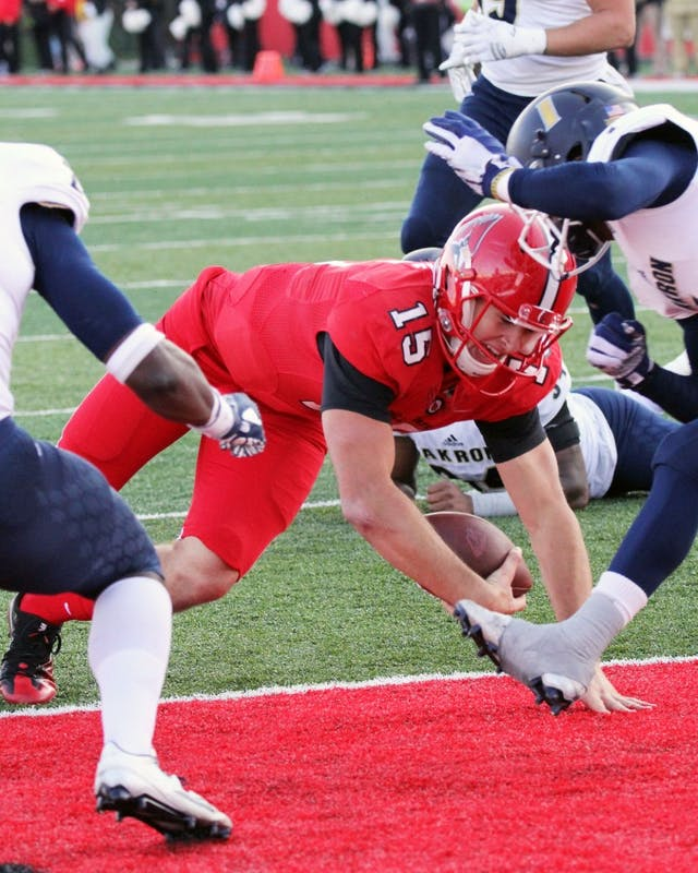 Ball State can't seal victory late as Eastern Michigan wins 48-41 shootout
