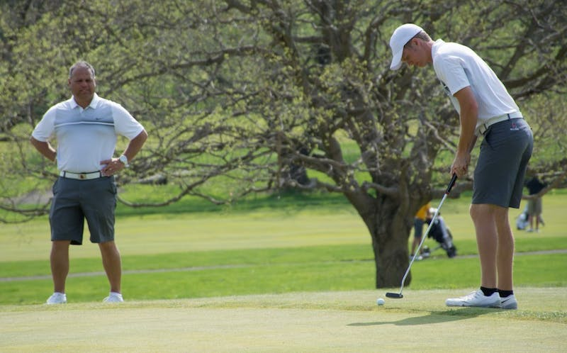 Ball State men's golf finishes runner-up at Pinehurst behind VanDeventer's victory