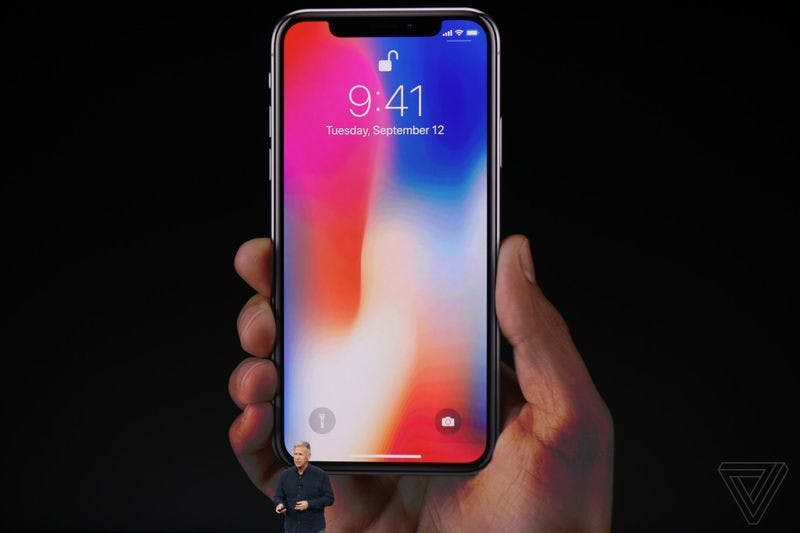 iPhone X: Specs and details