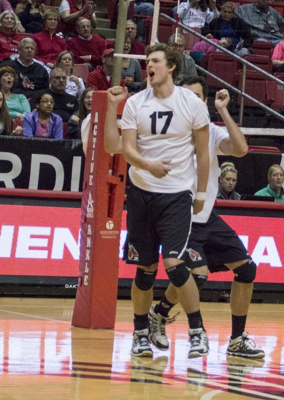 Alex Pia named MIVA Defensive Player of the Week