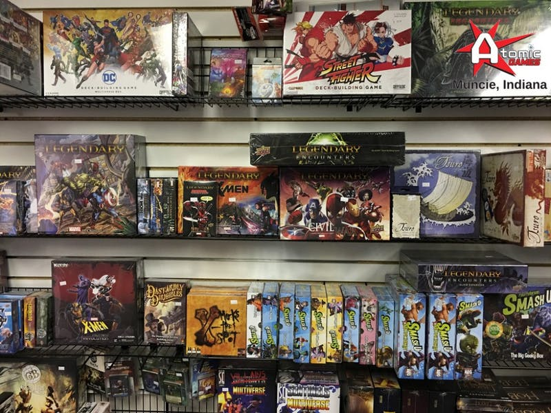 Atomic Games: Muncie's Finest Game and Hobby Store