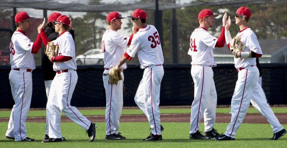 <p>Seven Cardinals named to baseball's Academic All-MAC team.</p>
