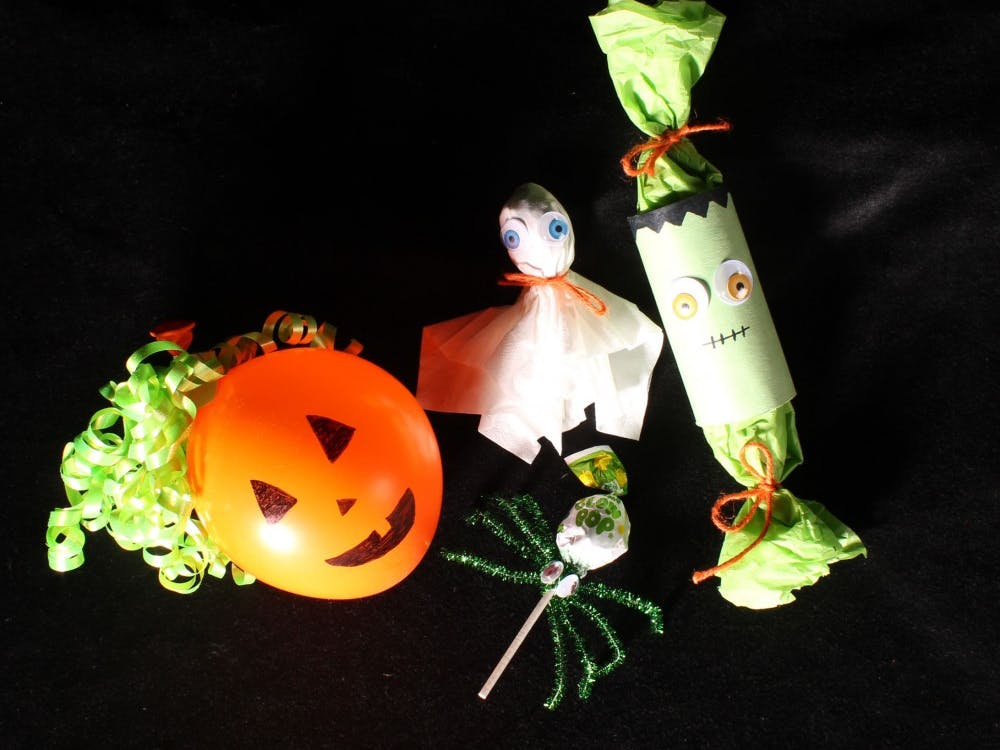 DIY crafts inspired from Pinterest are great crafts for the spooky season. Michaela Kelley,DN