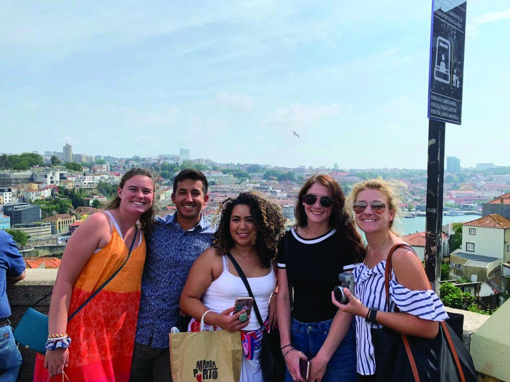 Miles from Muncie: Ball State Students explore Portugal, neuroscience research through study abroad program