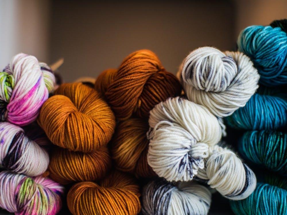 Yarn Stories. Reagan Allen // DN