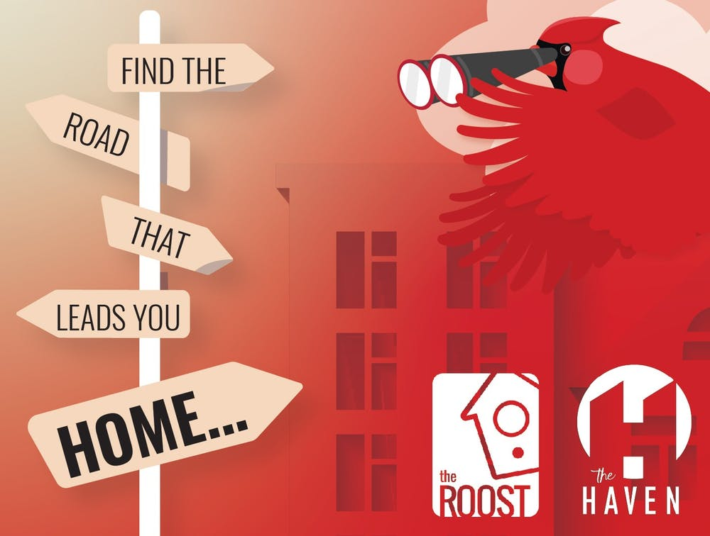 Find your future home at The Roost Housing Fair!