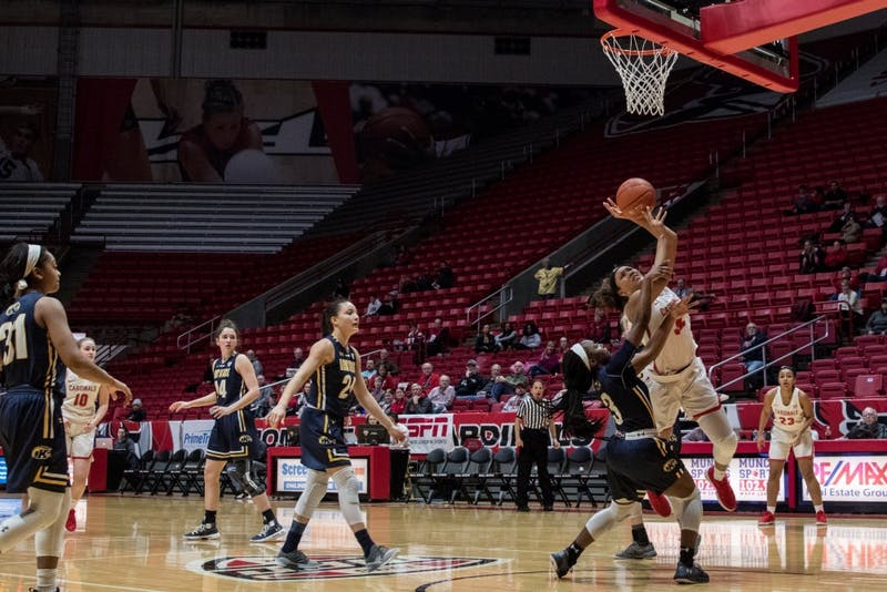 Ball State Woman's Basketball vs Kent State