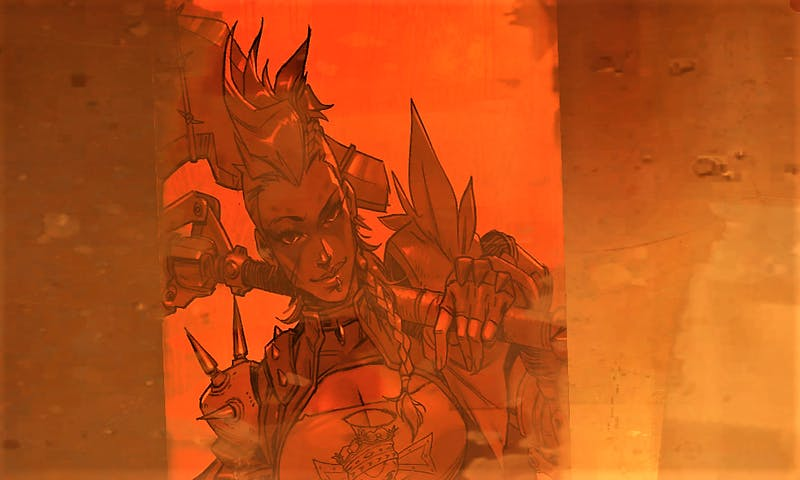 All hail the Queen: Junkertown reveals potential new character