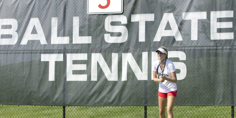 PREVIEW: Ball State women's tennis vs. Cincinnati