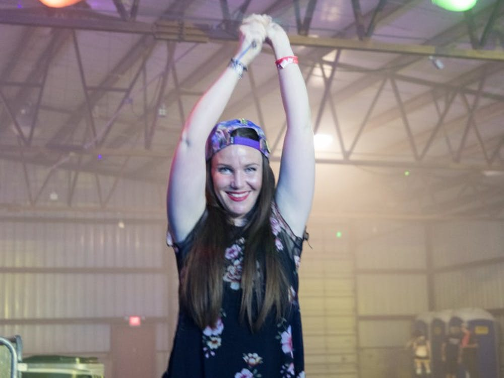 Ignite Music Festival stopped at the Delaware County Fairgrounds during their national tour. Featuring laser shows, lights and multiple DJ sets, the festival ran across three stages Aug. 24.