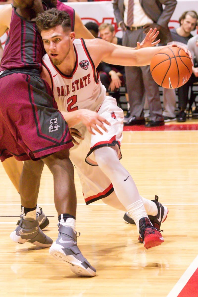 Ball State men's basketball heads to Las Vegas for two games