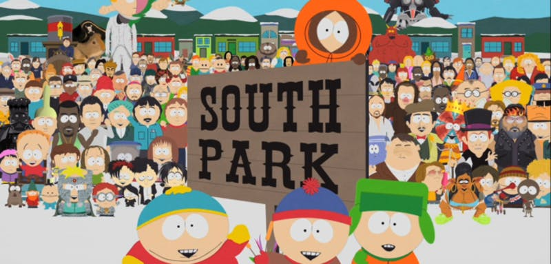 "South Park Season 21, Episode 6: ""Sons a Witches"""