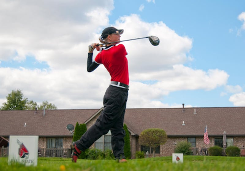 WOMEN'S GOLF: Fall season successful for Cardinals despite challenges