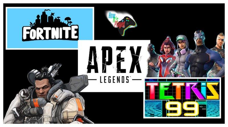 How It's Played S3E3 - Apex Challenges Battle Royales