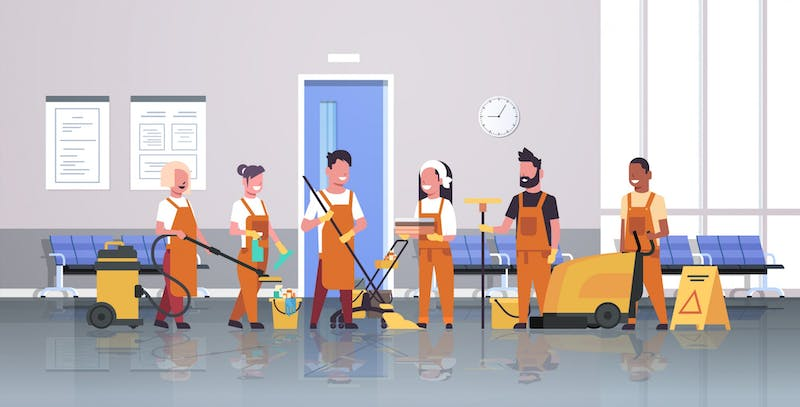 Let SeeClear clean for you!