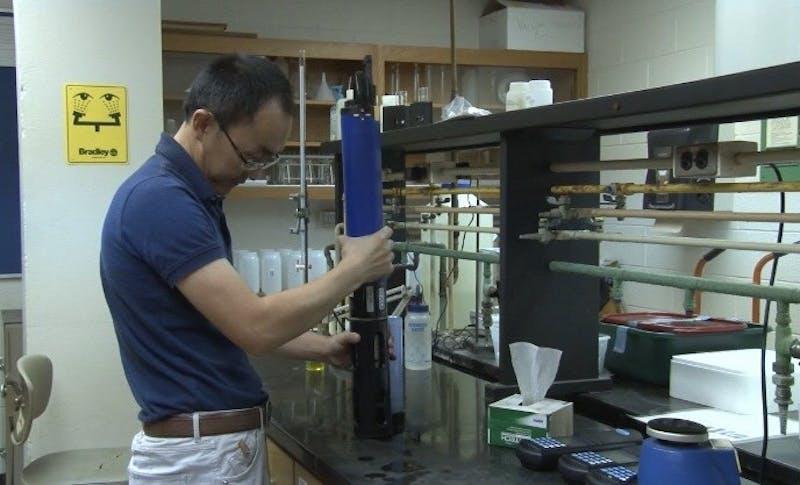 Water Testing for Harmful Algae Underway in Delaware County