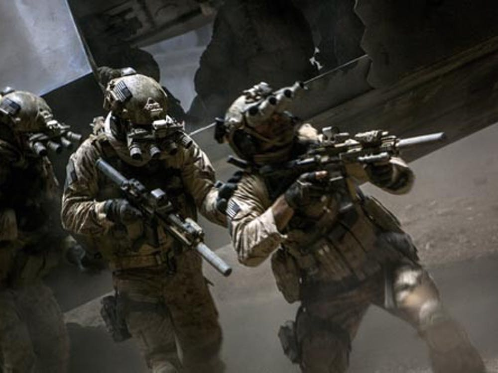 """Nominated for Best motion picture of the year, """"Zero Dark Thirty."""" MCT PHOTO"""