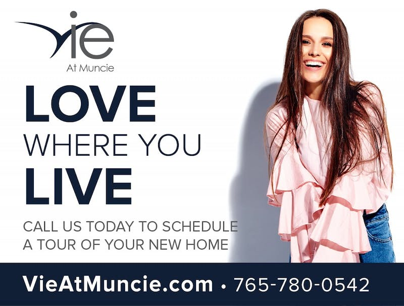 Make Vie at Muncie your new home