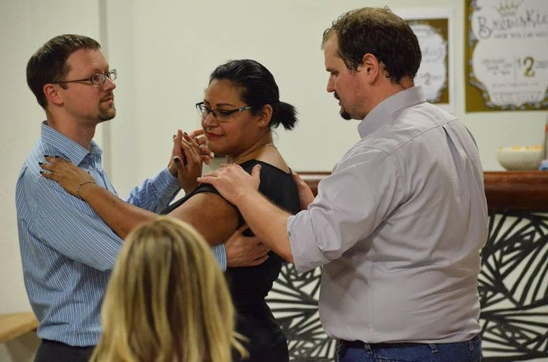 Monthly Dance Club gives opportunity to connect with others