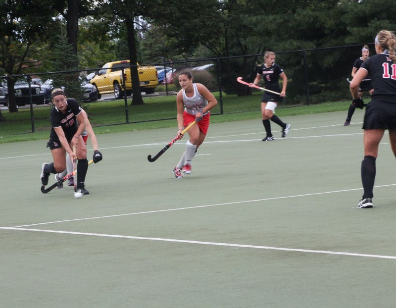 Ball State field hockey hosts Ohio State in home opener