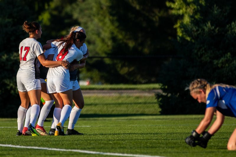 Cardinals rise to second in MAC with win over Buffalo