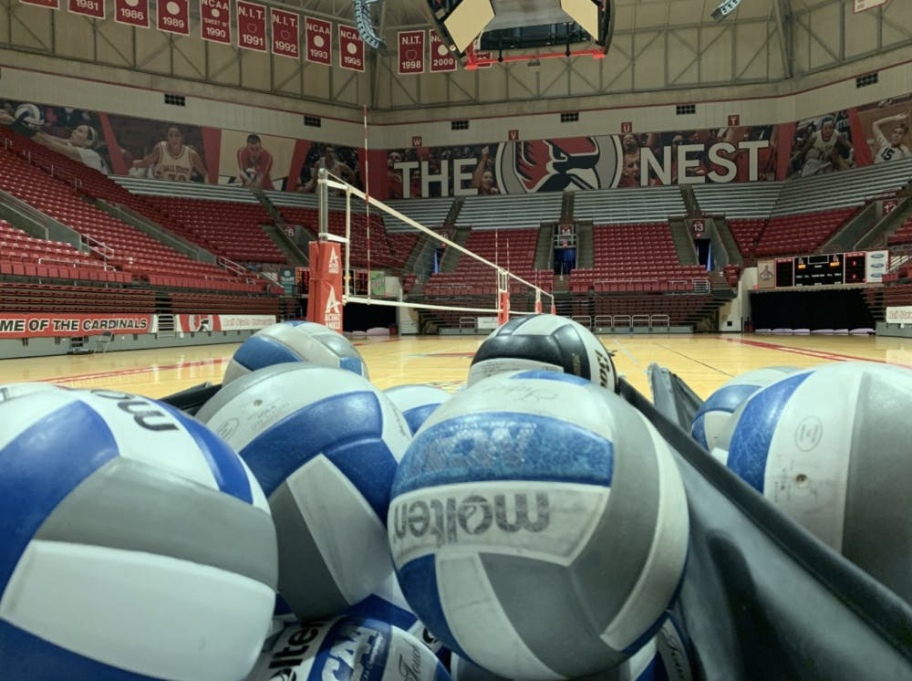 Worthen Arena will play host to two Women's Volleyball matches this weekend: Friday against Miami and Saturday against Bowling Green. Both matches are set for 7 p.m.