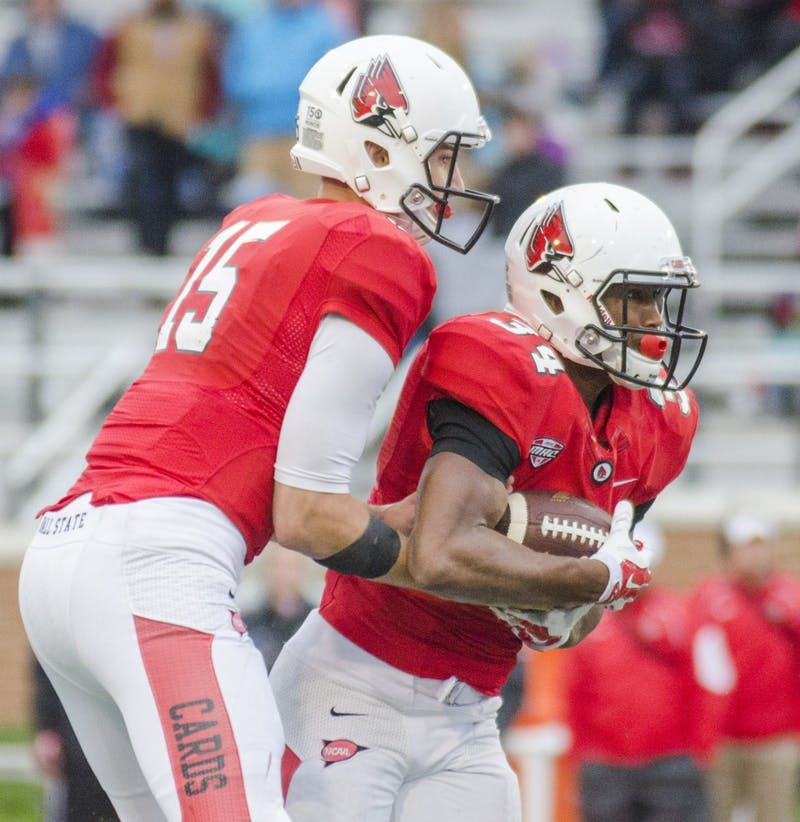 Rushing offense, defense lead to Homecoming defeat
