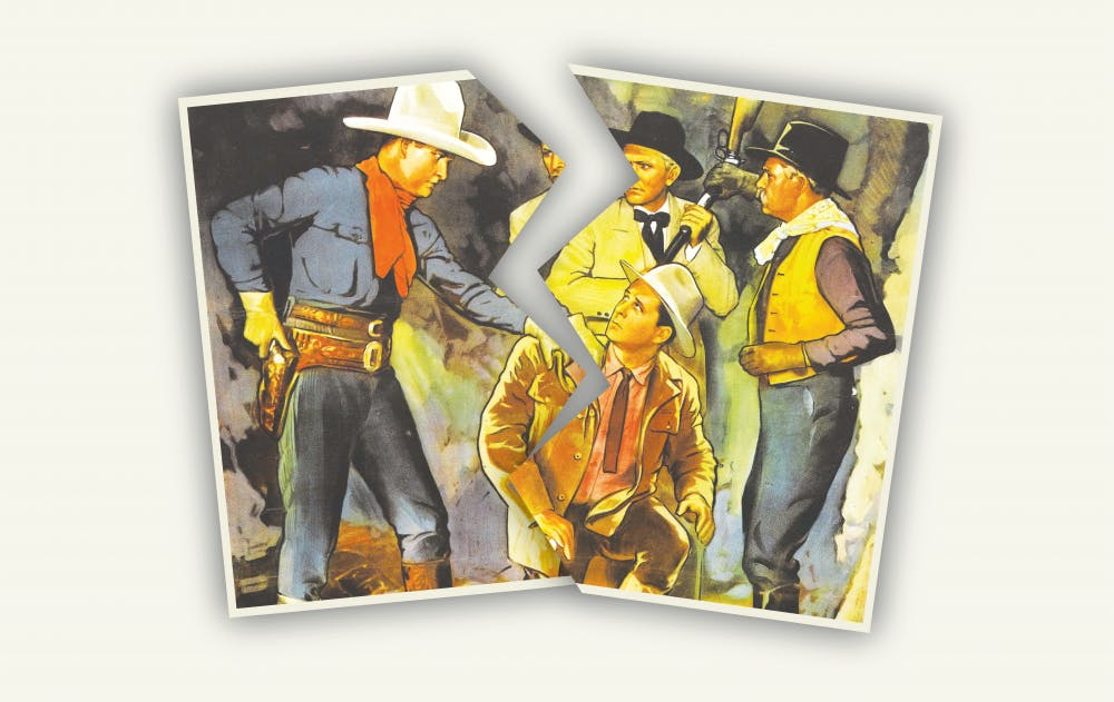 Masculinquiries: Killing John Wayne