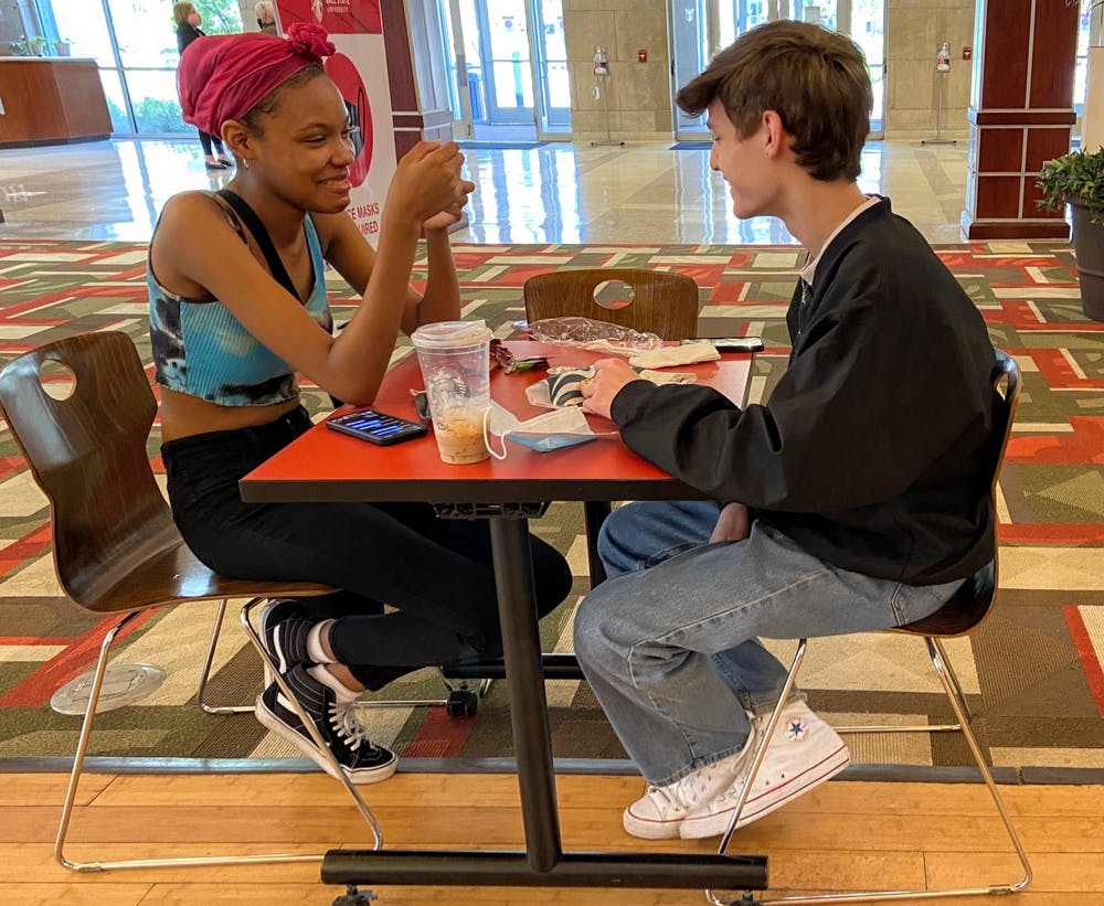 Students and workers reflect on Ball State's dining experiences during COVID-19