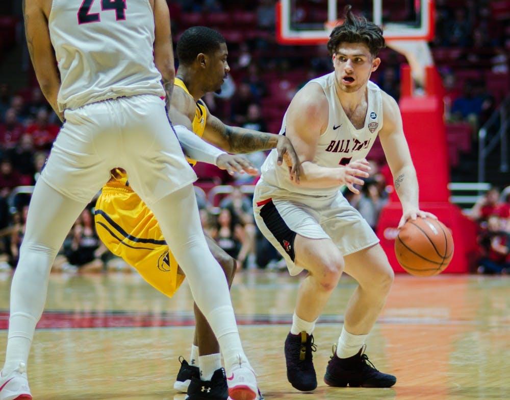 Ball State Men's Basketball preaches a strong defensive core in pre season