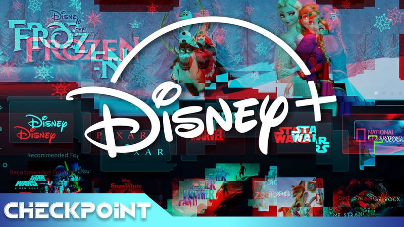 Disney+ Stumbles at Launch | Checkpoint