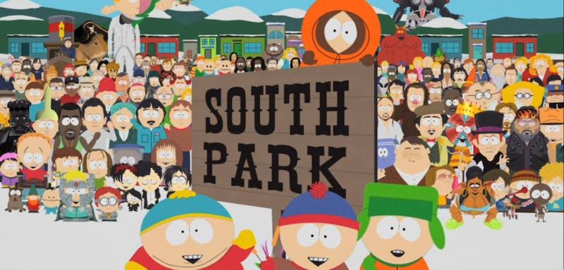 "South Park Season 21, Episode 7: ""Doubling Down"""