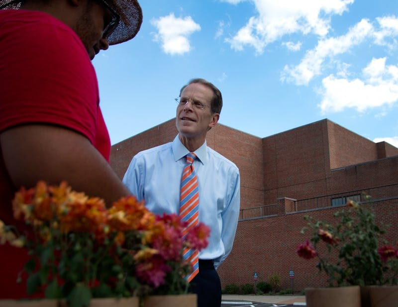 President Mearns to continue informal campus visits
