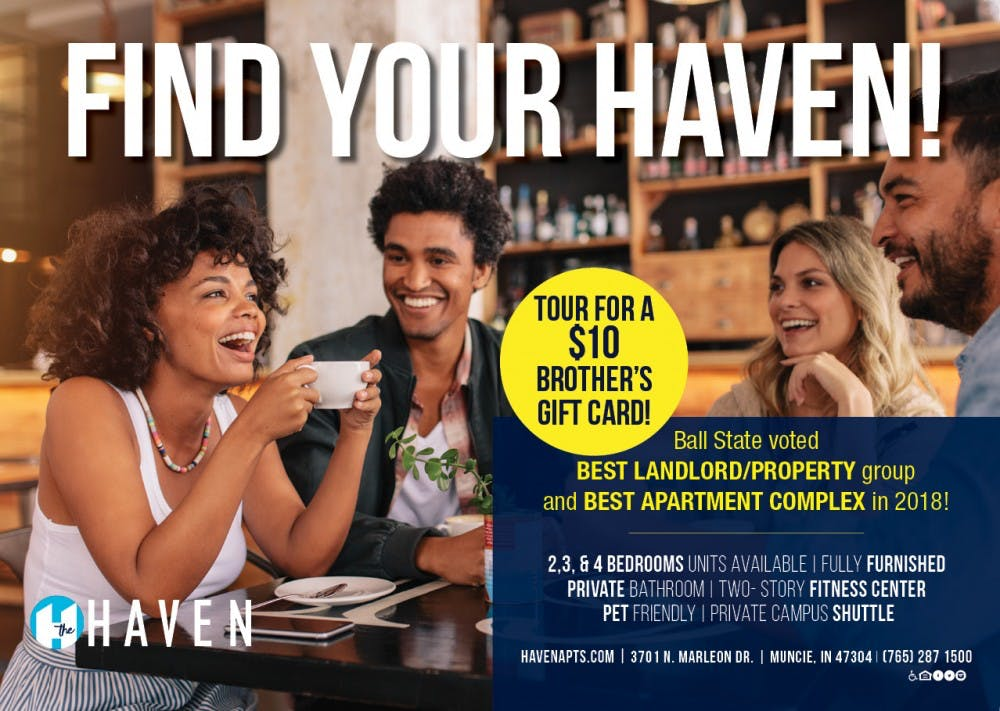 Find your home at The Haven!