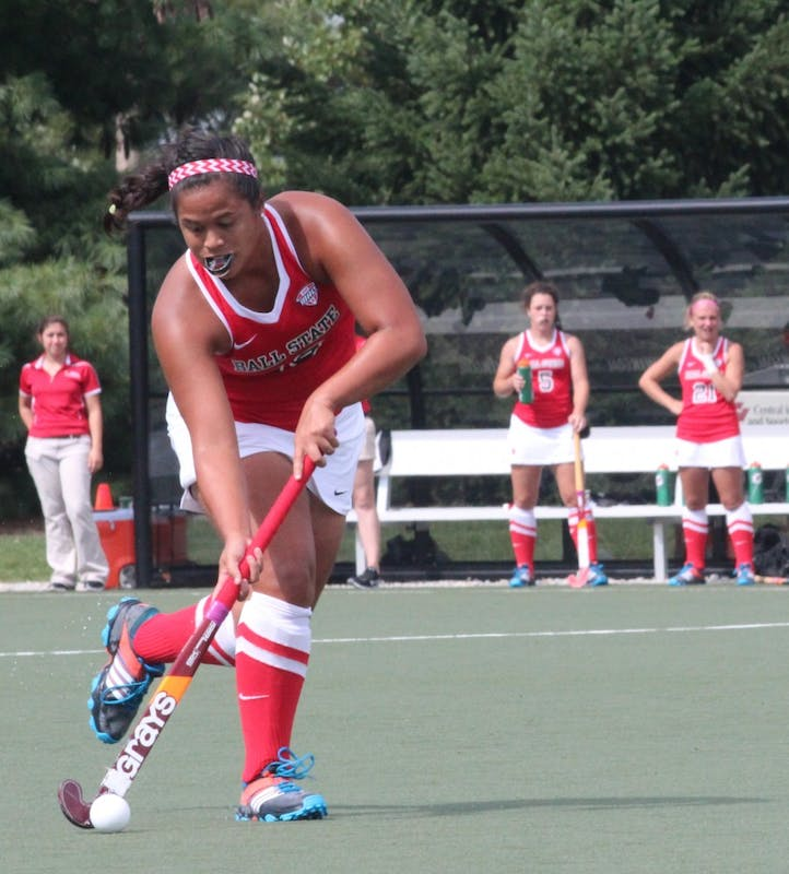 FIELD HOCKEY: Cardinals lose conference opener, fifth straight game