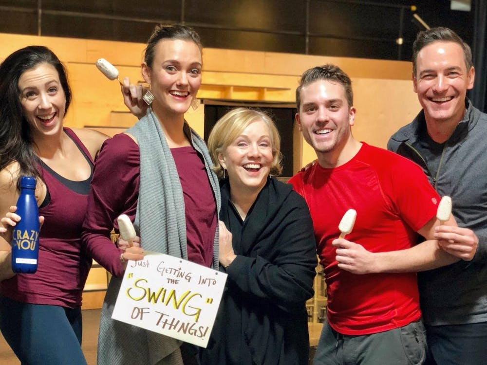 """Alexandria Van Paris, a Ball State alumna, was cast in the """"Crazy For You"""" workshop. Van Paris gets to work with theater director and choreographer Susan Stroman. Alexandria Van Paris, Photo Provided"""