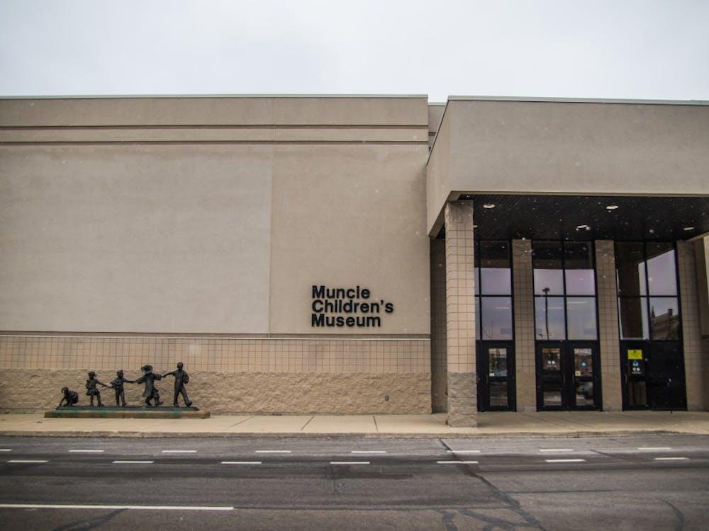 Muncie Children's Museum located in downtown Muncie. Reagan Allen // DN