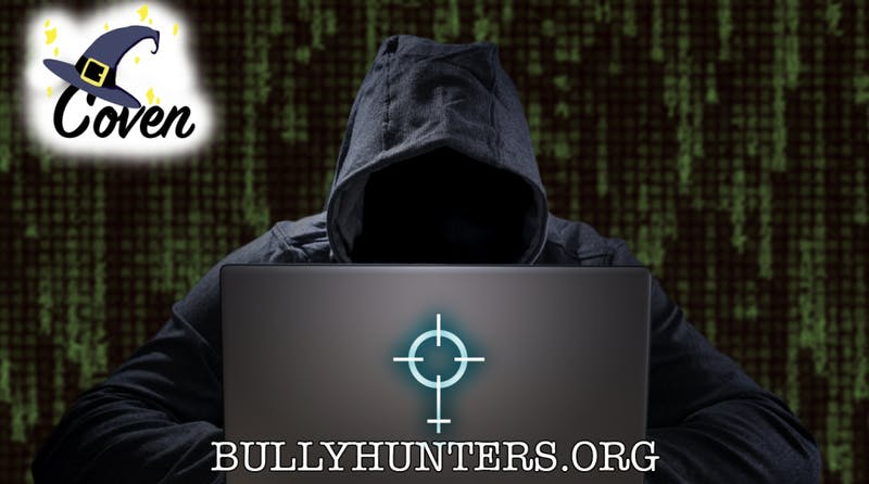 The Coven S4E11: Bullyhunters