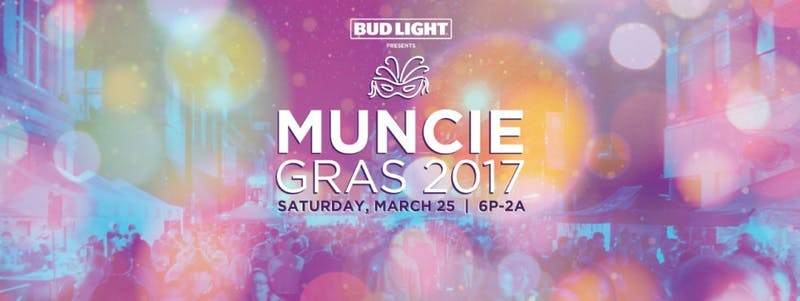 Muncie's Muncie Gras Event Adds Inaugural Parade to its Line-up