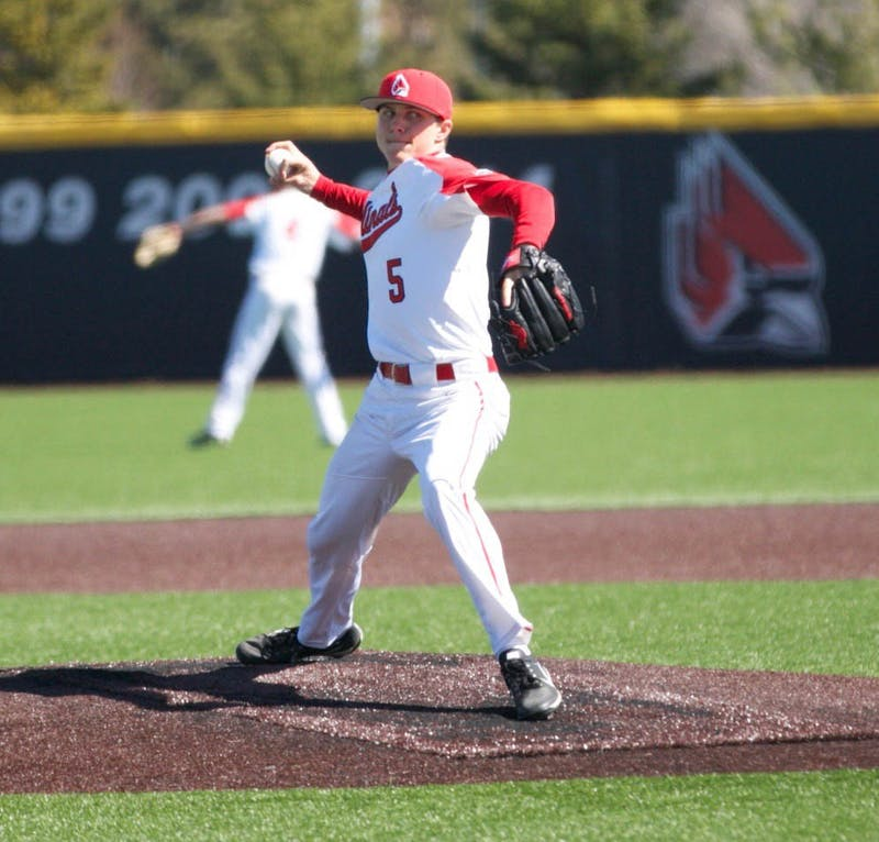 Jameson records 100th strikeout of the season as Ball State Baseball edges Bowling Green