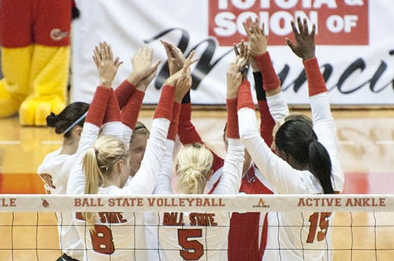 WOMEN'S VOLLEYBALL: Ball State transfer ready to make impact this season