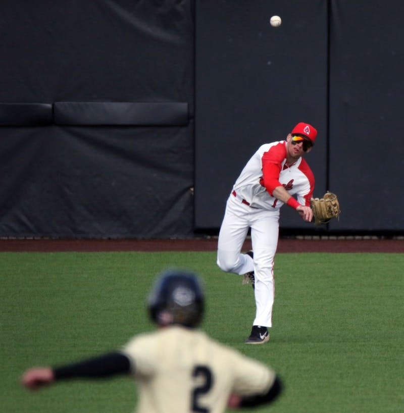 Ball State Baseball drops 2 games, avoids weekend sweep