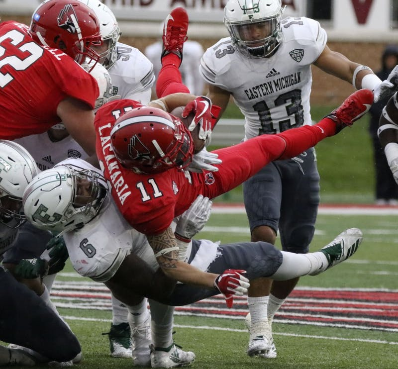 Seniors looking to reverse previous senior night misfortunes for Ball State Football