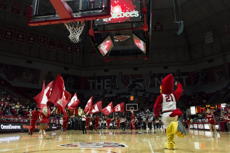 Ball State men's basketball set for critical final home stretch
