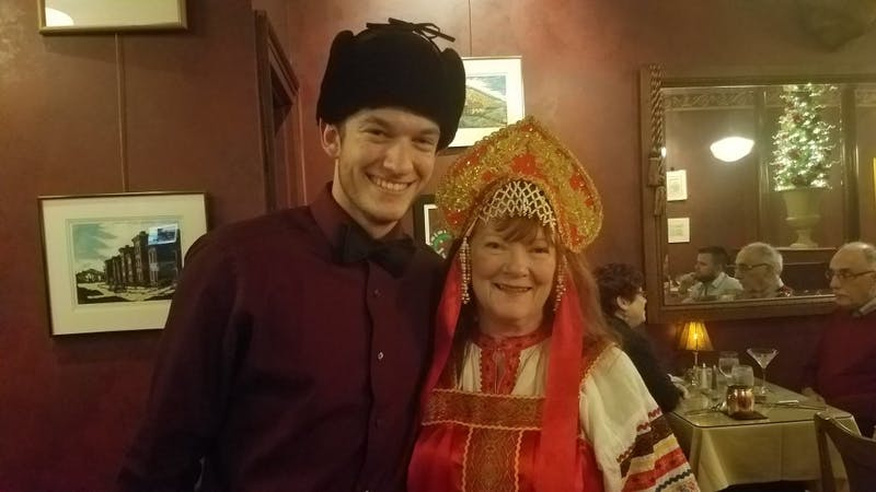 Local business hosts Russian dinner on Inauguration Day