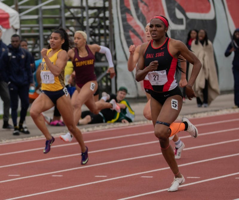 Mid-American Conference Outdoor Championships Day Three