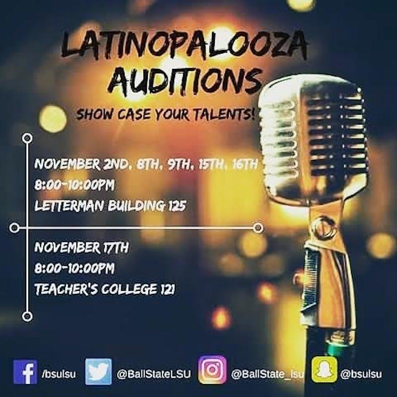 LSU to host Latinopalooza