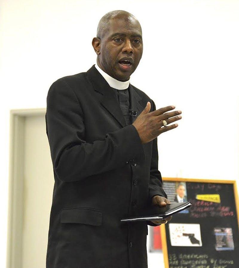 Pastor helps propose solution to gun violence in Muncie